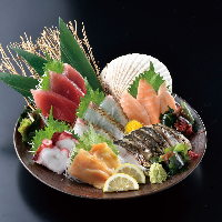 【イチオシ】 「御造り」や各種「刺し」「寿司」