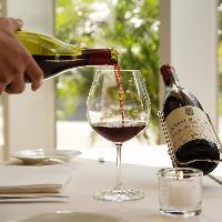 ソムリエおすすめのワイン お料理とご一緒にどうぞ