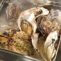 広島名物牡蠣料理!牡蠣のガンガン蒸し♪♪