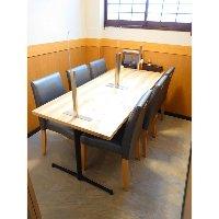 【大小様々な個室】 接待向けの特別個室から宴会個室までご用意