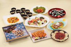 〇パーティ料理各種