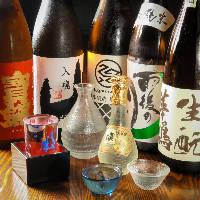 [厳選日本酒] 瀬戸内の鮮魚には広島の地酒がピッタリ