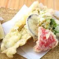 【穴子料理】 刺身・天ぷらございます