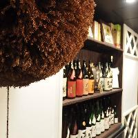 里の酒...素晴らしい地酒と食財を心ゆくまでご堪能下さいっっ♪