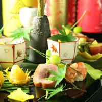 日本料理を大阪・広島で10年間 修業した店主が