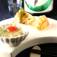 広島の誇るべき食財を 料理長が腕を振るいます