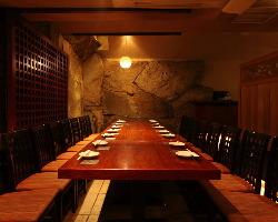 プライベート空間◆テーブル宴会 最大22名様まで@