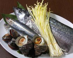 岡山の食材を使ったお料理多数♪備前牛の溶岩焼きが人気です!