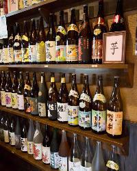 地酒、焼酎、ワイン、リキュールなど、岡山酒は全200種類以上!