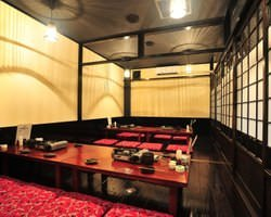 ◆ ご宴会はお座敷個室で ◆ 少人数から最大14名様までOK!