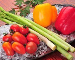 ◆ 地産地消にこだわります ◆ 地酒・魚はもちろん旬野菜も