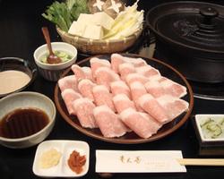名物【もんすき鍋】 創業から人気メニューでございます