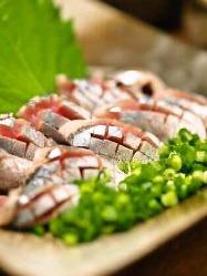 旬な鮮魚たち
