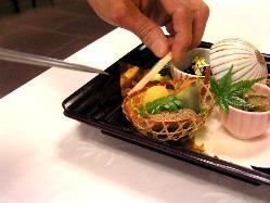 岡山の旬の味をお届けいたします。