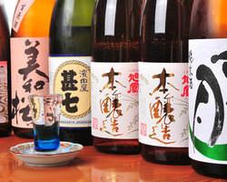 <全国から選りすぐりのお酒> 北は北海道から南は沖縄まで!