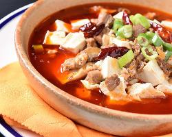 新鮮な食材を使った料理の数々。
