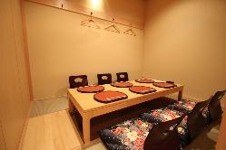 ◆接待や会食に最適◆ 2~6名様用の個室