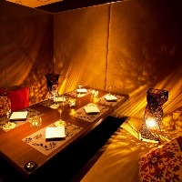 隠れ家情緒個室で宴会! 和空間個室で宴会やご接待に人気!