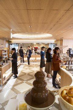 Cafe&Buffet Dish Parade ホテルグランヴィア広島