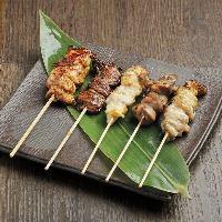 名産のホタルイカは様々な調理法でご提供!食べ比べもおすすめ