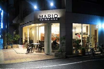 旬食材の和とイタリアン 平和町 MARIO(マリオ)