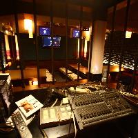 音響、カラオケ、モニター等設備充実!パーティーを盛り上げます