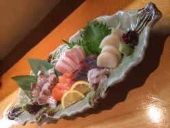 ◆鮮魚のお造り◆