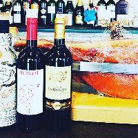 世界のワインがグラスで気軽に楽しめます。グラス500円〜