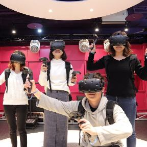 VR Game&Cafe Bar VREX 広島八丁堀店