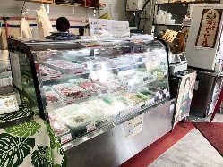 精肉店も併設。 お店の味をご自宅で。