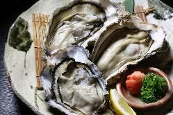 広島県牡蠣を使用。 大粒な海のミルクをご堪能ください。