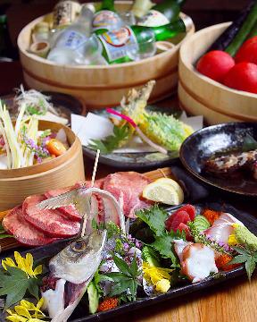 岡山食材と地酒の店 WASUKE