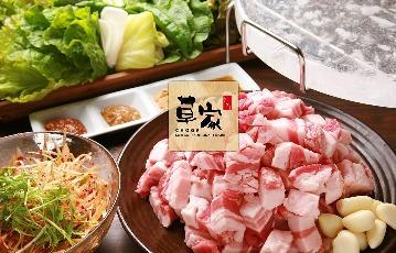 サムギョプサルと韓国料理 草家‐チョガ‐