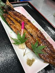 愛知県産 活締め手焼き 鰻の蒲焼