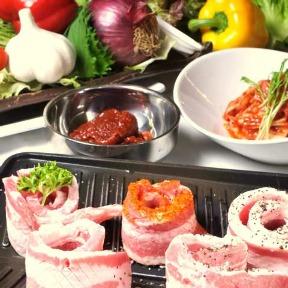 チーズタッカルビ×サムギョプサル 韓和厨房櫻や