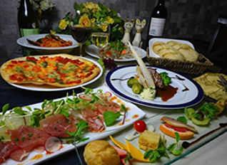 シェフの個室レストラン コムシェトワ