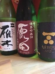 山口地酒約20種類