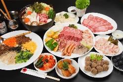 ご宴会・ご家族でのお食事・打ち上げなどに。