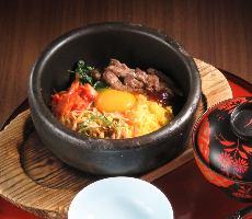 韓国料理といえばビビンバ☆