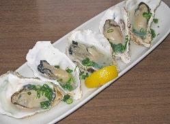 牡蠣料理も種類 ございます