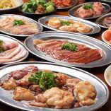 厳選食材を毎日店主が店内調理。ご安心メニューでお迎えです。