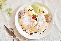 カフェリエ自慢の美味しいスイーツパンをお楽しみください♪