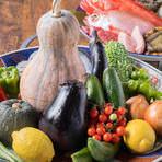 愛情込めて育てた野菜をぜひご賞味ください。ビタミン豊富です。