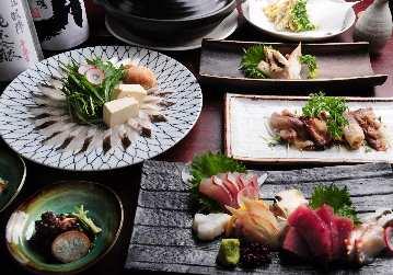 瀬戸内料理と旬菜の店 力喜