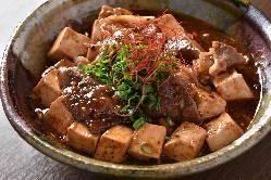 コーネの麻婆豆腐