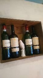 イタリア産のこだわりワインは常時20種類をご用意しております。