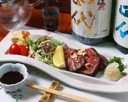 岡山の地酒ももちろんご用意。