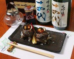新鮮な旬のお魚をお楽しみいただけます。
