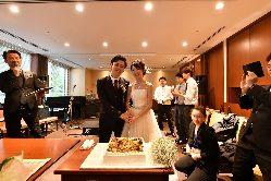 記念日や貸切パーティーにはケーキのご用意も出来ます。