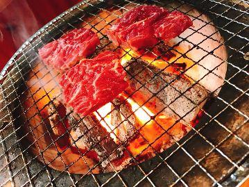 和牛と鍋 焼肉番長